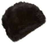 Jocelyn Fox Fur Hat