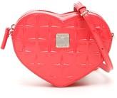 MCM Heart Shaped Crossbody Bag