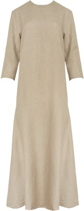 ALBUS LUMEN Tula Mid Sleeve Dress