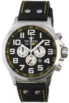 TW Steel Men's TW673 RF1 Team Pilot Dial Watch