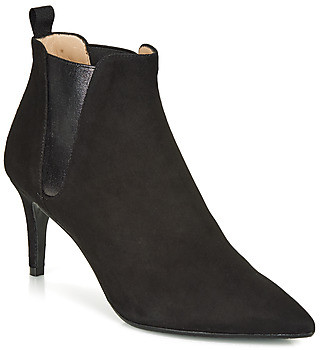 JB Martin AMADIS women's Low Ankle Boots in Black