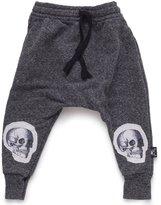 Nununu Infant Patch MD Skull Baggy Pants