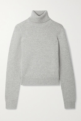 Michael Kors Collection - Cashmere Turtleneck Sweater - Gray