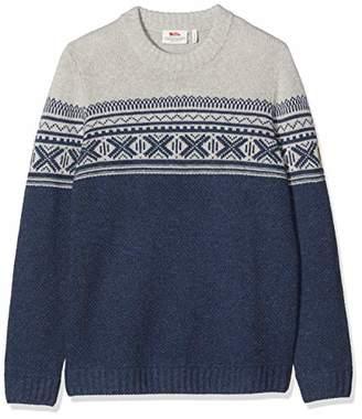 Fjallraven Women's Övik Scandinavian Sweater W Jersey