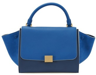Celine Small Trapeze Bag in Smooth Calfskin