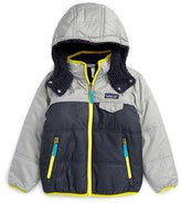 Patagonia Toddler Boy's 'Tribbles' Reversible Water Resistant Snow Jacket (Toddler Boys & Little Boys)