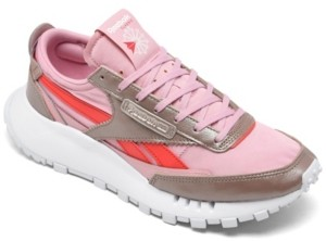 Reebok Big Girls Classic Leather Legacy Casual Sneakers from Finish Line