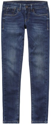 Pepe Jeans Cotton Mix Skinny Jeans, 8-16 Years
