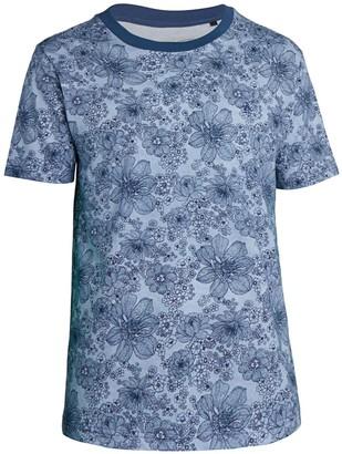 Original Penguin Chambray Floral T-Shirt