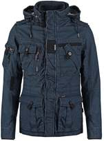 Khujo Funker Winter Jacket Navy