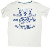 Guess Distressed Logo T-Shirt