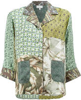 Pierre Louis Mascia Pierre-Louis Mascia multi-print shirt