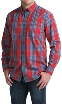 Pendleton Plaid Surf Shirt - Long Sleeve (For Men)