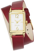 Nine West Goldtone Stainless Steel Strap Watch, NW1954WTBY