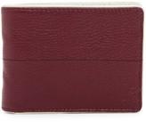 J.fold J-Fold Stitched Panel Slimfold Leather Wallet