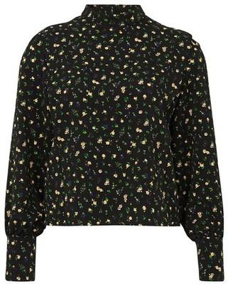 Roseanna Floral print blouse