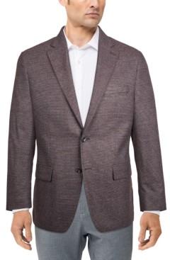 Michael Kors Men's Modern-Fit Plaid Sport Coat