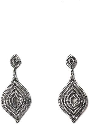 Lets Accessorize Textured Moroccan Earrings