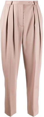 Styland Tailored Cropped Trousers