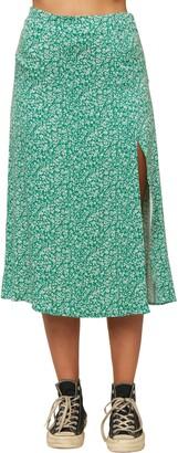 O'Neill Tribiani Ditsy Midi Skirt