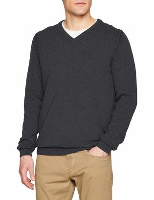 Camel Active Men's V-Neck Sweater