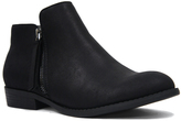 City Classified Black Lancer Bootie