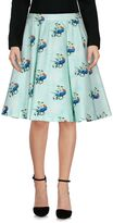 Alice + Olivia ALICE+OLIVIA Knee length skirts