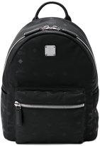 MCM Dieter print backpack