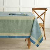 Paisley Jacquard Tablecloth