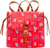 Dooney & Bourke MLB Cardinals Flap Backpack