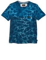 Quiksilver Boy's Tie Dye T-Shirt