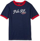 Ralph Lauren Boys' Graphic-Print T-Shirt