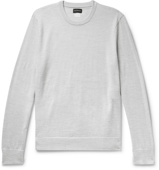 Club Monaco Slim-Fit Piped Wool Sweater