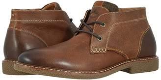 Dockers Greyson (Cognac Soft Tumbled Full Grain) Men's Boots