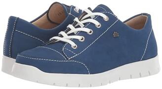 Finn Comfort Swansea (Kobalt) Women's Lace up casual Shoes