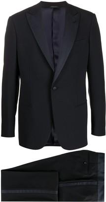 Giorgio Armani Two-Piece Virgin Wool Suit
