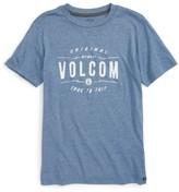 Volcom Boy's Garage Club T-Shirt