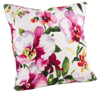 Tudor August Grove Linen Throw Pillow August Grove