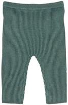Nice Things Ribbed Cashmere & Wool Leggings