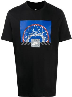 Nike Bball logo print T-shirt