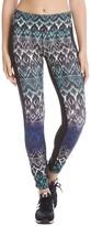 Karen Kane Active Combo Printed Leggings