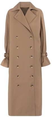 Totême Cotton-blend trench coat
