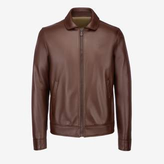 Bally Nappa Leather Blouson