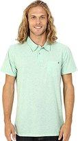 Billabong Men's Standard Issue Short Sleeve Knit Pullover Shirt