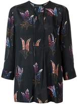 Andrea Marques all-over print blouse