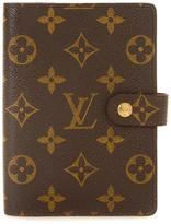 Louis Vuitton Pre-Owned Small Ring Agenda Cover