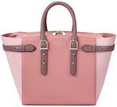 Aspinal of London Women's Marylebone Medium Tote Rose Dust/Dusky Pink/Chanterelle