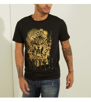 GUESS Jaguar Graphic Tee