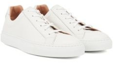 HUGO BOSS Low-cut trainers in Italian leather
