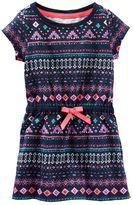 Osh Kosh Toddler Girl Geometric Tunic